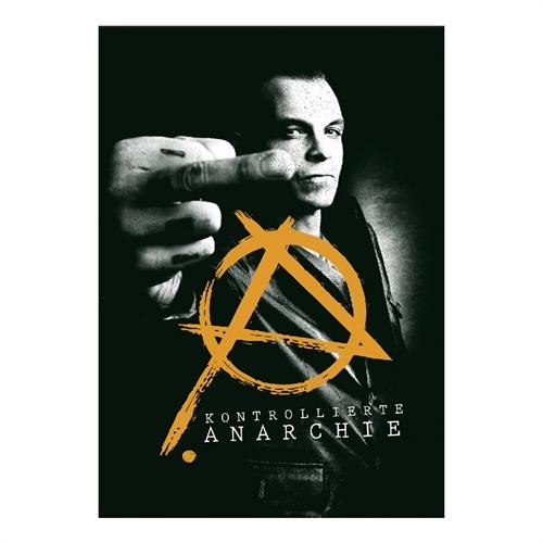 Philipp Burger - Kontrollierte Anarchie, Poster