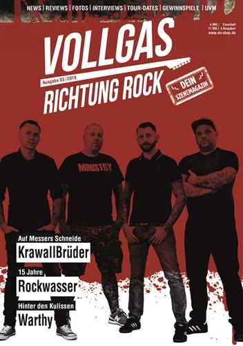 Vollgas Richtung Rock - Magazin