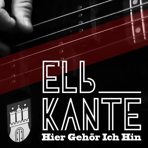 Elbkante - Hier gehör ich hin, CD Digi-Pack