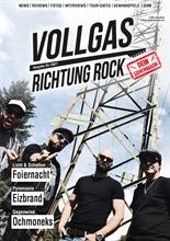 Vollgas Richtung Rock - Magazin Ausgabe 03/2021