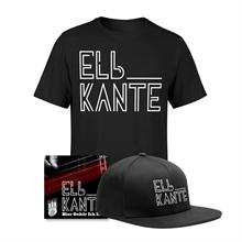 Elbkante - T-Shirt,Cap & CD Bundle
